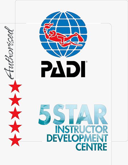 Centro PADI 5 Estrellas